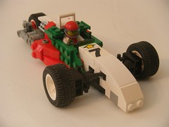 Octan Racing Three Wheeler by Bad furday