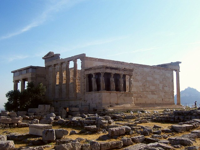 The Erechtheion, Acropolis of Athens