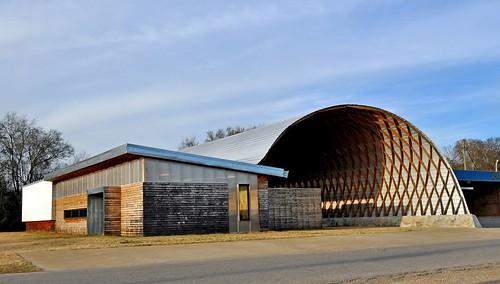Akron, AL - Akron Boys & Girls Club Complex (A Rural Studio Project)