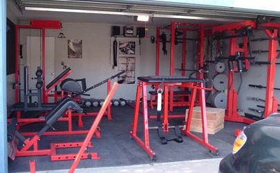 Lee Gerney 39 S Home Gym Flickr Photo Sharing