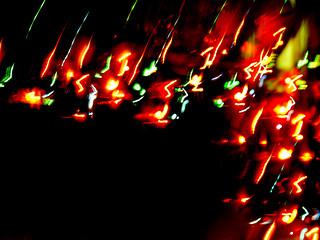 (23/365) Dancing lights