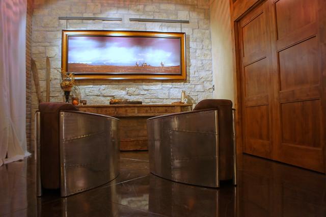 Rustic Alder Wood Kitchen Cabinets