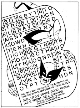 X-Men Super Activity Book00022a