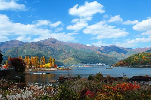 view 2010 flickraward 富士河口湖周边