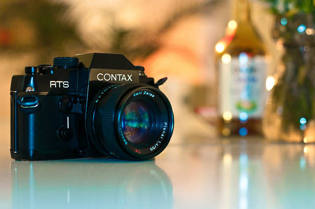 Resurrected Contax RTS