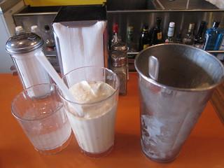 Espresso Milkshake | Sophie's Cosmic Cafe