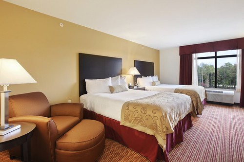 Hotel in raleigh north carolina - Wingate State Arena Guest Room