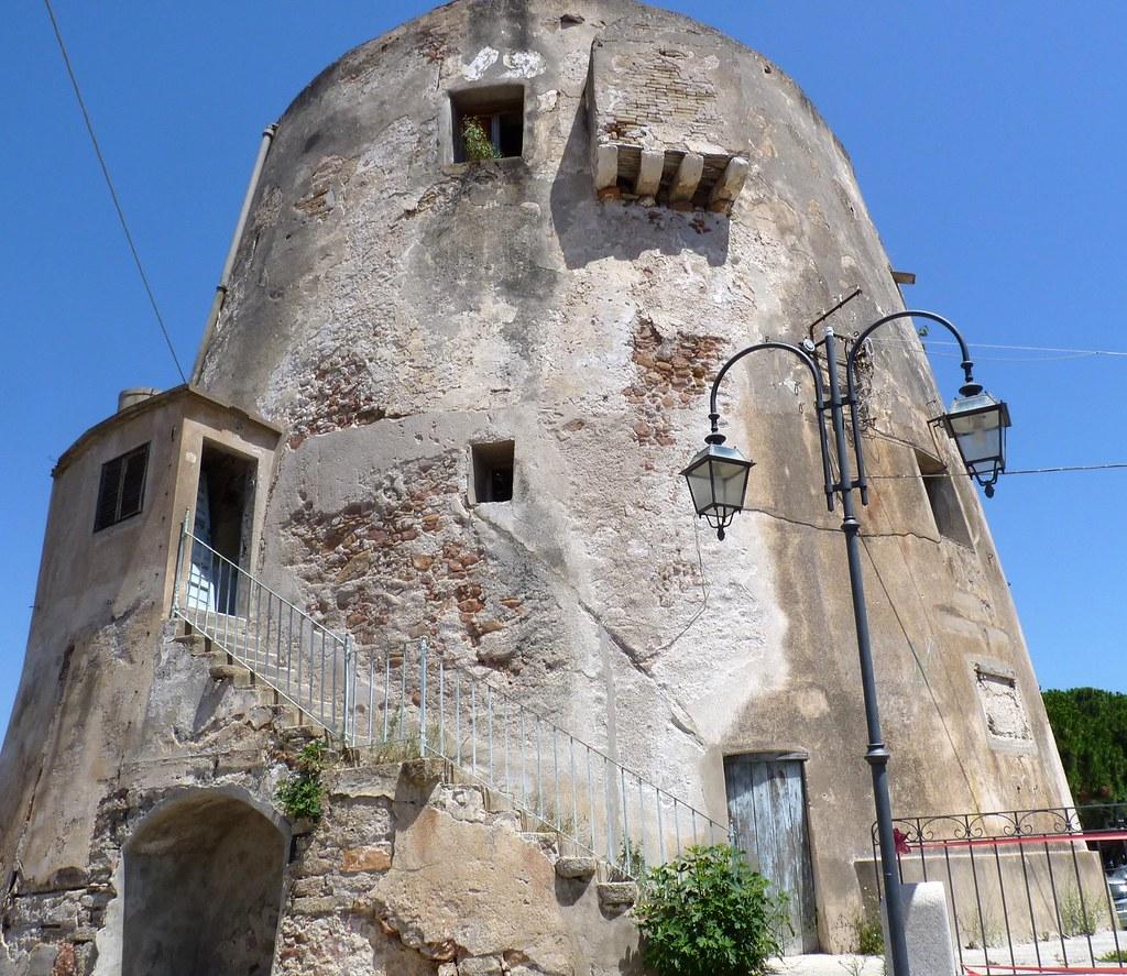 """Arbatax - La quattordicesima """"Torre Saracena"""""""