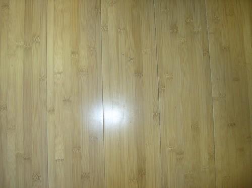 Horizontal Carbonized Bamboo Flooring