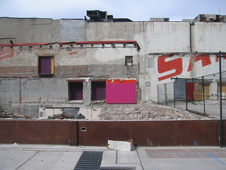 SAM THE RECORD MAN****DEMOLISHED
