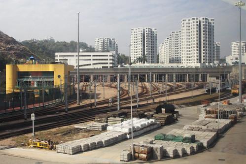 Chai Wan Depot
