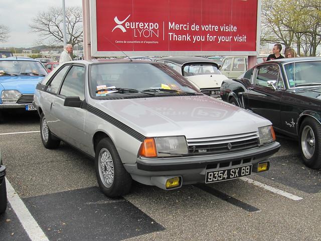 ... - Epoq Auto - Renault Fuego Turbo -(1983)-   Flickr - Photo Sharing
