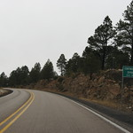 Continental Divide, Route 53, New Mexico