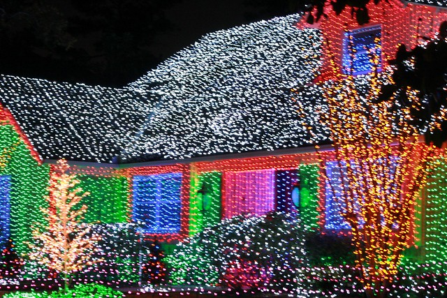 Found The Extreme Christmas Light House Flickr Photo