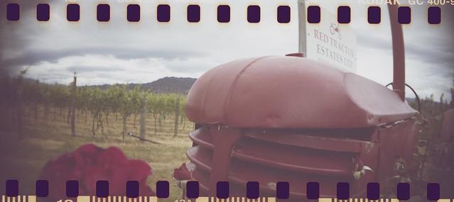 Red Tractor Estates Ltd