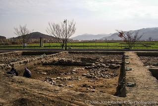 Image of  Bunhwangsa Temple. buddhism korea southkorea 2008 gyeongju 韓國 한국 경주 대한민국 republicofkorea 慶州 大韓民國