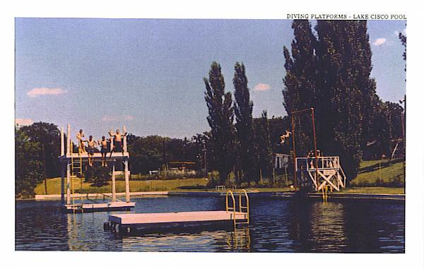 Postcard from lake cisco pool flickr photo sharing for Show pool cisco