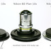 Nikon 10x microscope objective comparison by Nikola Rahme