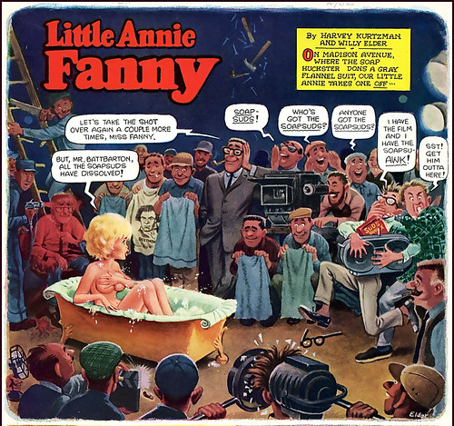 1962 ... Annie in advertising!