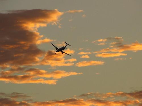 travel sunset newzealand summer sky cloud airplane landscape flying scenery nz northisland gisborne eastland
