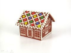 CreativeTools.se - Gingerbread house