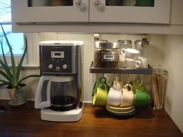 updated coffee station flickr photo sharing