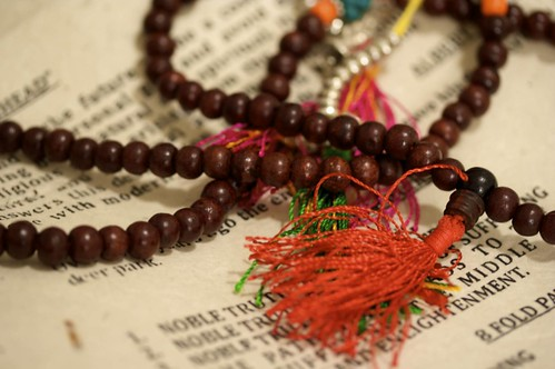 Rosewood Mala & Noble Truths