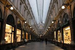 Belgique - Bruxelles - Galeries royales Saint-Hubert