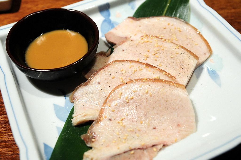 老乾杯 - 芝麻醬炙烤豬肉