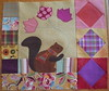 Henrietta Whiskers block #1