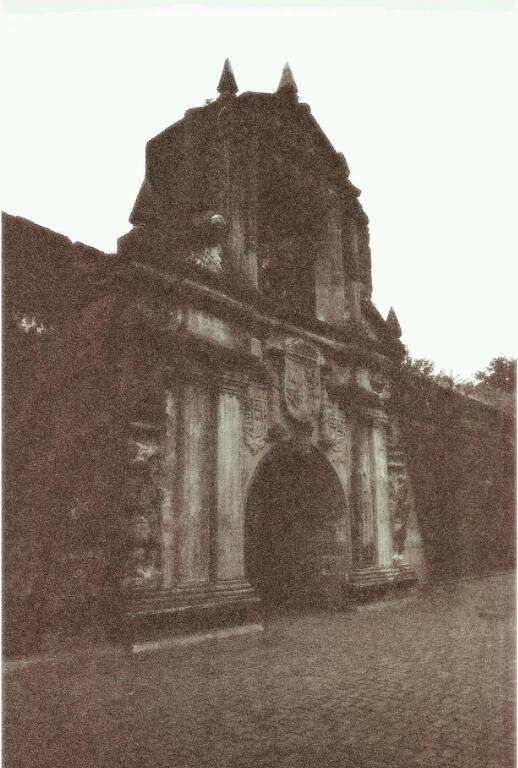 VINTAGE Manila