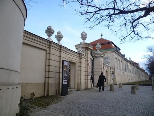 Wien, 3. Bezirk (Schloss  - Zamek - Belvedere), Palacio de Belvedere, Belvedere Palace, Palazzo di Belvedere, le Palais de Belvedere (barock)