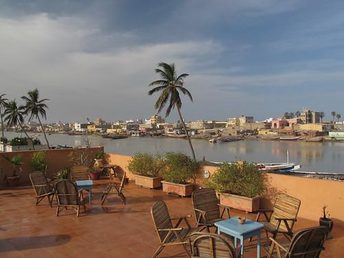 Saint-Louis Sénégal West Africa Afrique de l'Ouest Westafrika