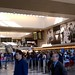Small photo of Checking in at TBIT