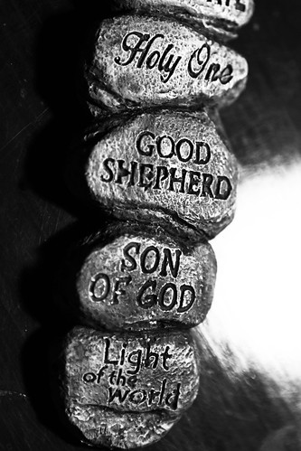 Holy One, Good Shepherd, Son of God, Light of the World