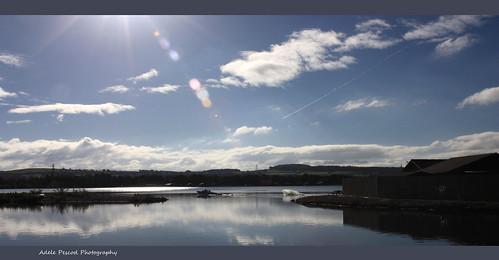 uk sunshine lancaster intothesun pinelake watersking bluehues