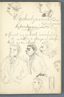 Robert Louis Stevenson University Notebook