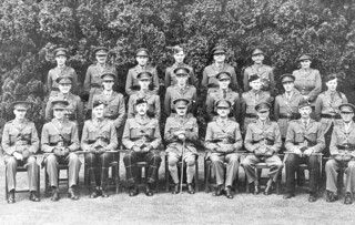 Army Staff College Camberley Spring/Summer 1944