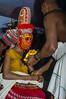 Getting Ready for Theyyam