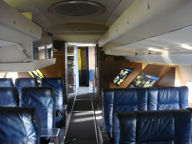 inside Air Force One | Flickr - Photo Sharing!