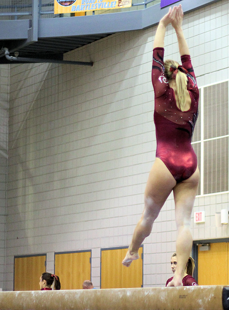 How to Stick a Balance Beam Routine recommend