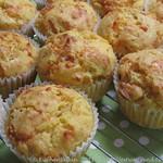 Calico Corn Muffins