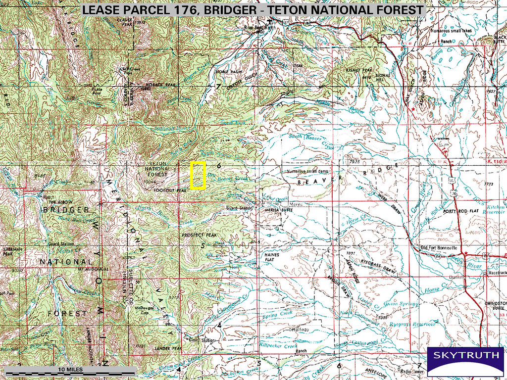 Usgs National Map map app