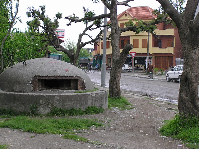 Pill Box Bunker