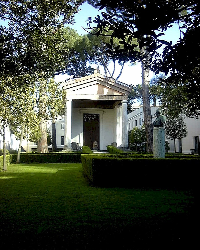 villa giulia temple other title villa di papa giulio
