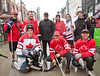 Team Gregor - Hockey Day In Canada by Kris Krug