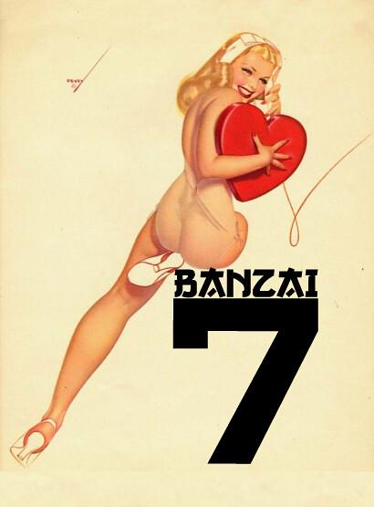 VALENTINE'S DAY BANZAI7