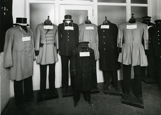 Post Office Supplies Department - Uniforms