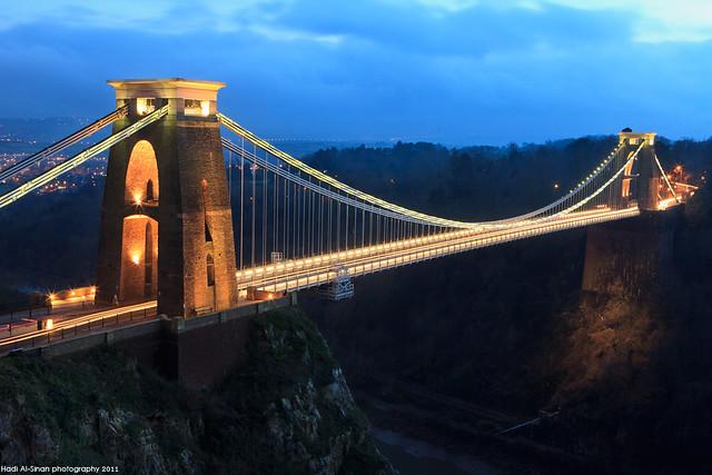 Clifton Suspension Bridge Bristol Flickr Photo Sharing