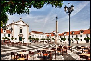 Afbeelding van Praça Marquês de Pombal. portugal square center praça algarve plein hdr townsquare vilareal praçamarquêsdepombal vilarealdesantoantónio